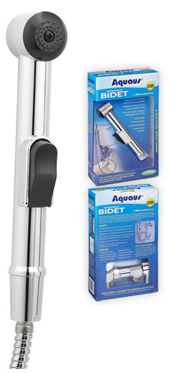 Aquaus Hand Held Bidet For Toilet