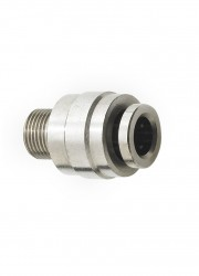 Push-In Fitting for Aquaus Faucet Diverter Valve