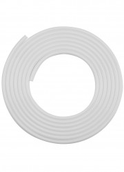 Aquaus White Polymer Hose – Multiple Lengths Available